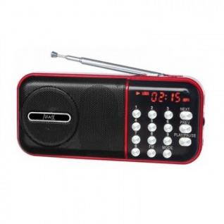 Радиоприемник Max МR-321 Red