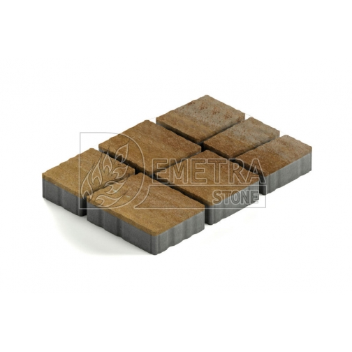 Тротуарная плитка Гранито color mix 36986234 2