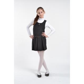 Сарафан школьный для девочек 261057