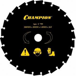 Нож CHAMPION 26/200/20 C5109