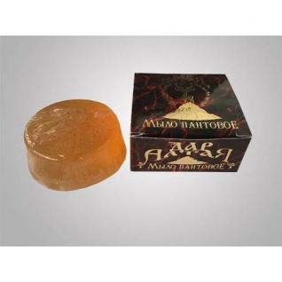 Пантовое мыло с маслом пачули Алтамар