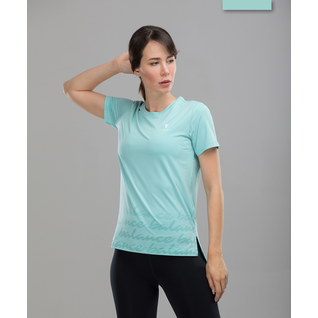 Женская спортивная футболка Fifty Balance Fa-wt-0105, мятный размер S
