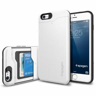 Чехол для iPhone 6 Plus SGP Slim Armor CS, цвет Shimerry White (SGP10911)