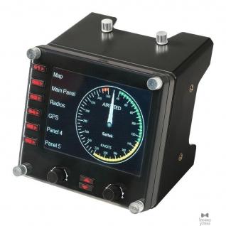 Logitech 945-000008 Logitech G Saitek Pro Flight Instrument Panel - EMEA