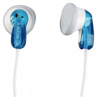Наушники Sony MDR-E9LP синий