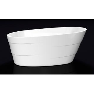 Отдельно стоящая ванна LAGARD Auguste White Star