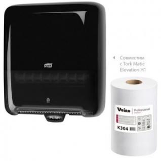 Полотенца бумажные д/держ.VeiroA1/A2 Premium 2сл.160м 6рул K304