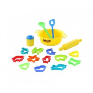 Набор детской посуды для выпечки №2 (18 эл) Полесье