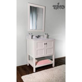 "Комплект мебели для ванной комнаты TIMO ""ILMA"" W (19713A)"