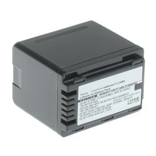 Аккумуляторная батарея iBatt для фотокамеры Panasonic HC-V750. Артикул iB-F457