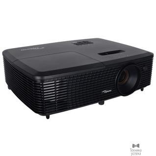 Optoma Optoma W341 Проектор DLP,WXGA(1280*800),3600 ANSILm,22000:1; до 10000 час;+/- 40 vert; 2xHDMI(v1.4a 3D)+MHL;VGAIn;VGAOut, 10W,RS232;2,17кг