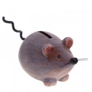 Копилка Мышка, 15.5х10х9см, в ассортименте 744042