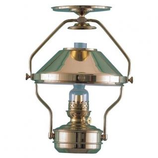 DHR Лампа капитанская керосиновая из полированной латуни DHR 8210/O 285 x 390 мм