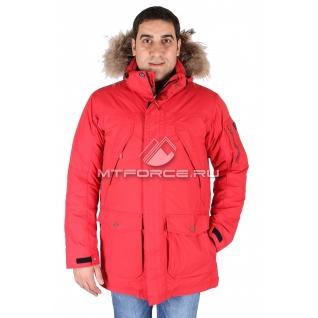 Куртка классическая зимняя мужская 15040