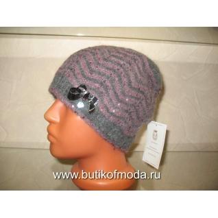 Итальянская вязанная шапка Vizio 4974