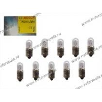 Лампа 12V4W BA9s BOSCH 207