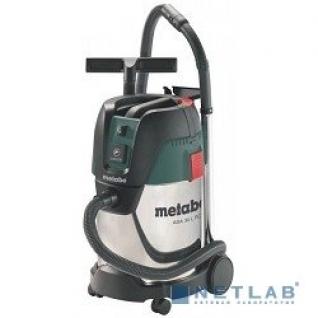 Metabo Metabo ASA30LPCInox Пылесос 602015000 1250вт,роз,ручн.очистка, бак 30л, вес 9.6 кг