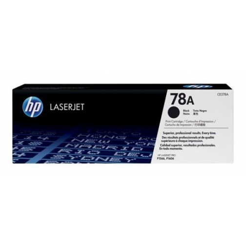 Картридж CE278A (78A) для HP LaserJet P1560, P1566, P1606, M1530, M1536 (чёрный, 2100 стр.) 726-01 Hewlett-Packard 852594 1