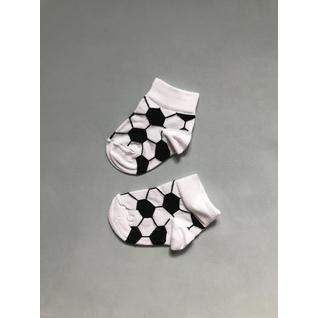 И84 носки детские футбол белый ИГЛА (12-18) (12)