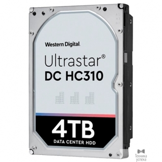 """Hitachi 4Tb WD Ultrastar DC HC310 SATA 6Gb/s, 7200 rpm, 256mb buffer, 3.5"""" 0B35950/HUS726T4TALA6L4"""