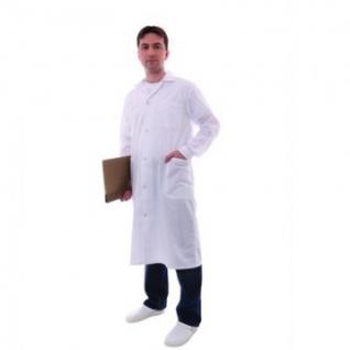 Халат медицинский муж. Медик/м04-ХЛ цв.бел. (р.44-46) р.182-188