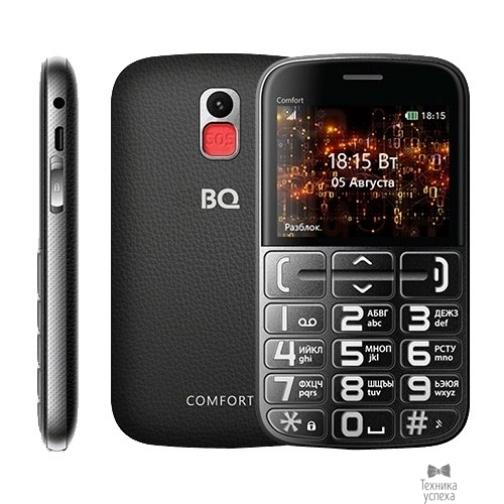 BQ BQ 2441 Comfort Black+Silver 36971539