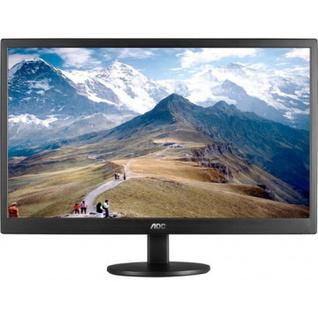 Монитор 21,5 AOC (E2270SWDN)1920x1080/TN/16:9/D-Sub/DVI
