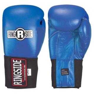 Ringside Перчатки боксерские Ringside SGAE 10 унций синий