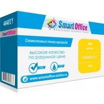 Картридж 44844613 Y для OKI С822 совместимый (желтый, 7300 стр.) 9502-01 Smart Graphics