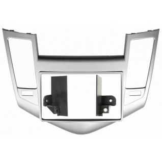 Переходная рамка Intro RCV-N08S для Chevrolet Cruze 09-12 2DIN Silver Intro