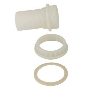 Can-Sb Штуцер прямой для водяного бака CAN-SB PG2141 38 мм
