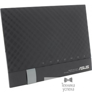 Asus ASUS DSL-N17U Dual-purpose wireless router and DSL modem with both Ethernet and DSL internet connection (WAN) ports