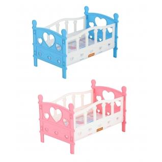 Сборная кроватка для кукол №2, 5 элементов Полесье