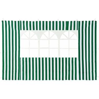 Стенка с окном Green Glade 4110 зеленая для садового тента (4110)