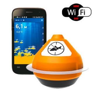 Беспроводной эхолот Практик 7 Wi-Fi Практик