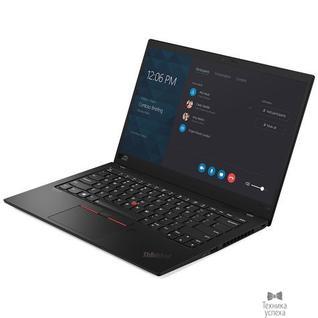 """Lenovo Lenovo ThinkPad X1 Carbon G7 20QD003ERT black 14"""" FHD i5-8265U/8GB/256GB SSD/W10Pro"""
