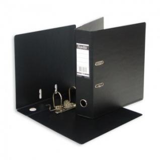 Папка-регистратор BANTEX Strong Line 1450-10, 70мм, черный