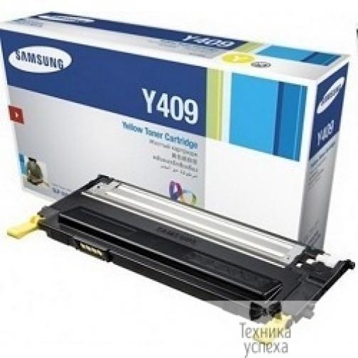 SAMSUNG BY HP Samsung CLT-Y409S Картридж Samsung CLP-310/315/CLX-3170/3175 Yellow (SU484A) 36985849