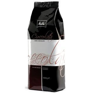 MELITTA Молочно-шоколадный порошок Melitta Cioccolata Dark 1 кг