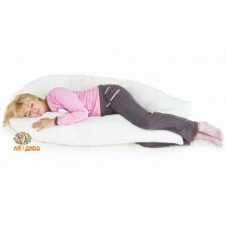 """Подушка для беременных и кормящих мам """"Идеал"""" U - форма, 340 х 35 см."""