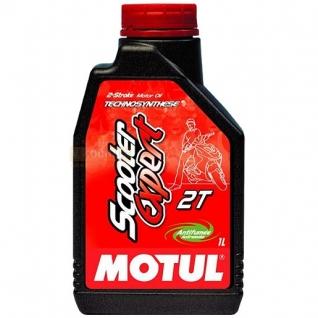 Масло моторное MOTUL Scooter Expert 2T 1 л