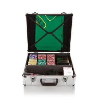 Набор для покера Partida на 600 фишек без номинала
