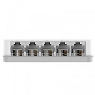 Коммутатор D-Link DES-1005C/A1A неуправляемый 5x10/100BASE-TX