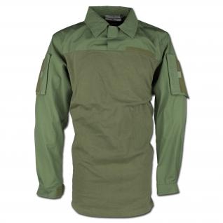 Leo Koehler Рубашка LK боевая, цвет оливковый