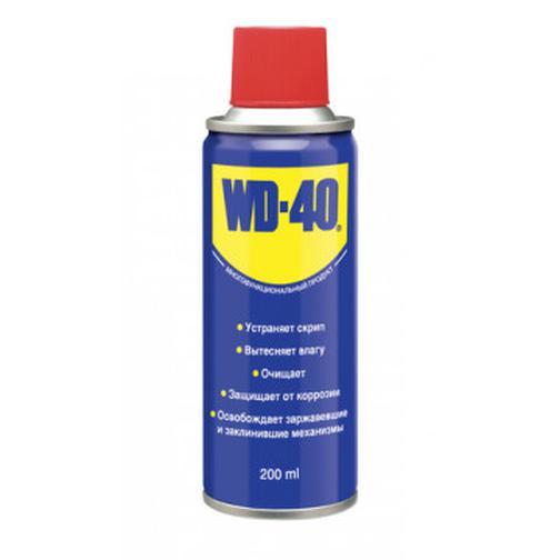 Смазка универсальная WD-40 для тысячи применений 200 мл 37858381