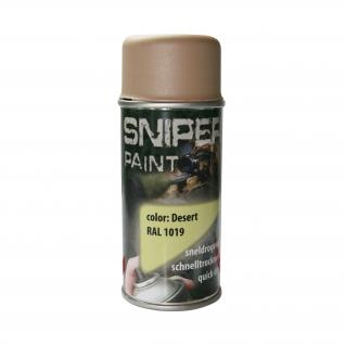 "Made in Germany Спрей-краска ""Снайпер"", камуфляж пустынный"
