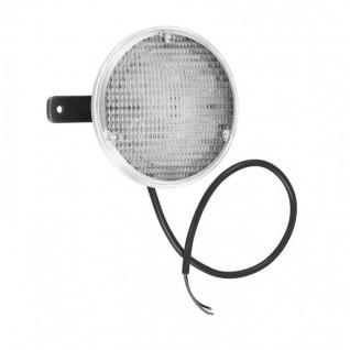 Прожектор палубный Easterner круглый вертикальное крепление, белый пластик (C91038W)