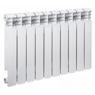 Радиатор алюминиевый Lammin Premium AL500-80-10