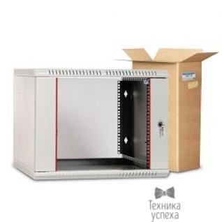 Цмо ЦМО! Шкаф телеком. настенный разборный 9U (600х520) дверь стекло (ШРН-Э-9.500) (1 коробка)