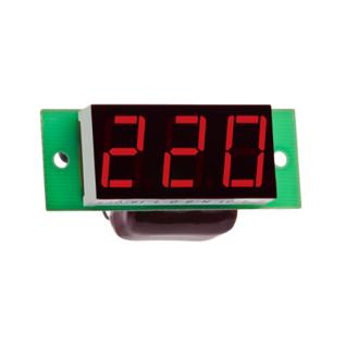 Бескорпусный вольтметр DigiTop Вм-14 (220в)